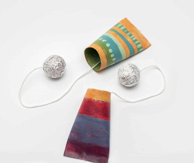 Plus de 25 id es g niales de la cat gorie bilboquet sur pinterest artisanat - Jeux de papier toilette ...