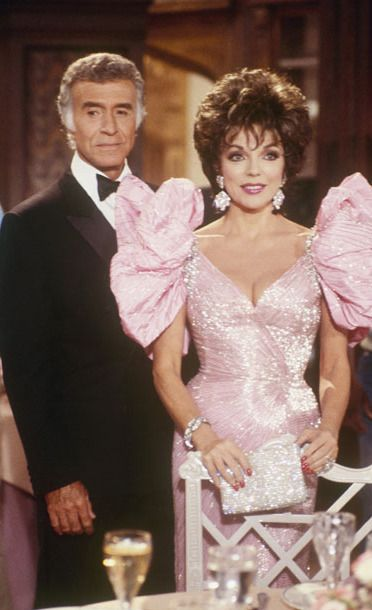 The Choice 1986 Small Screen Style Pinterest Joan Collins