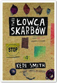 Łowca skarbów Keri Smith - tylko 17,49 zł z jaka super zabawa :)