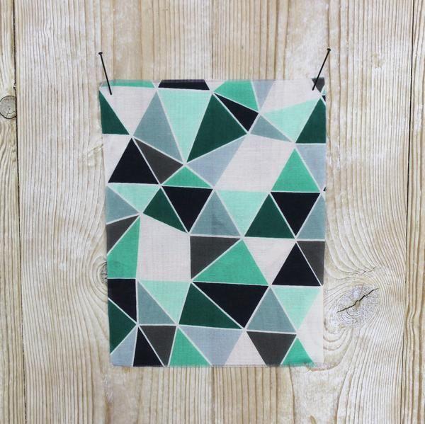 Mosaic Silk/Cotton - Emerald