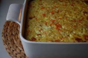 Ruoka.fi - Lohi-riisilaatikko