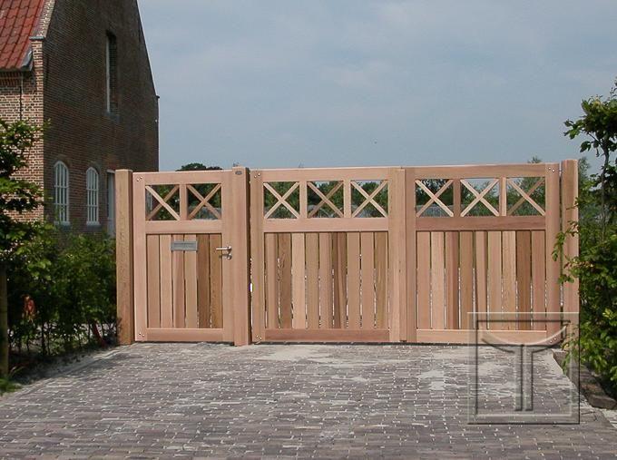 17 beste idee n over tuin poorten op pinterest poorten tuin ingang en voorhekken - Moderne tuin ingang ...