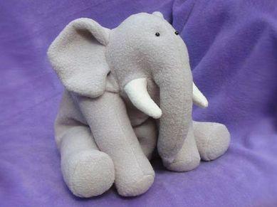 Ellie the Elephant free pattern