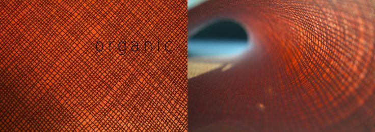 #organic #orange #blind #rollerblind #dormax #sun #irregular