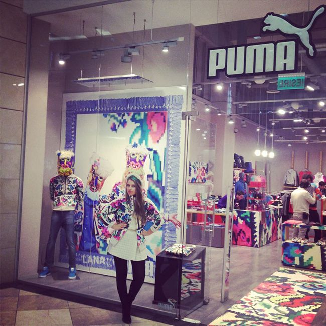 #puma #digitalprint #lanadumitru