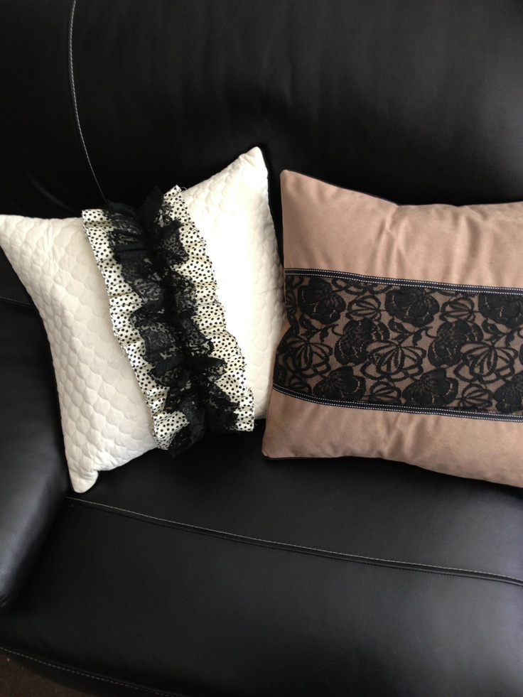 Sexy Cushions Made By Me :)