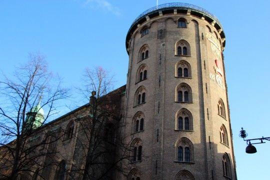 Rundetaarn (Roundtower), Copenhagen - via www.museumdiary.com