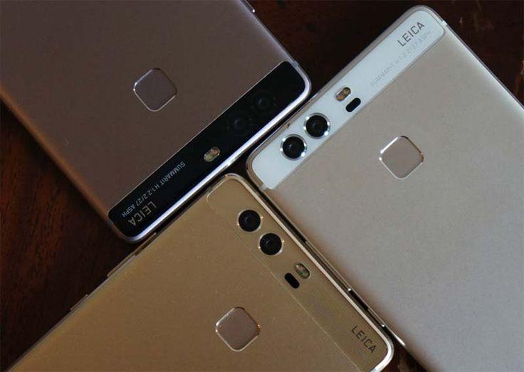 Harga Huawei P9 dan P9 Plus Dalam Balutan Mewah Spesifikasi Smartphone Android RAM 3 GB Dan 4 GB