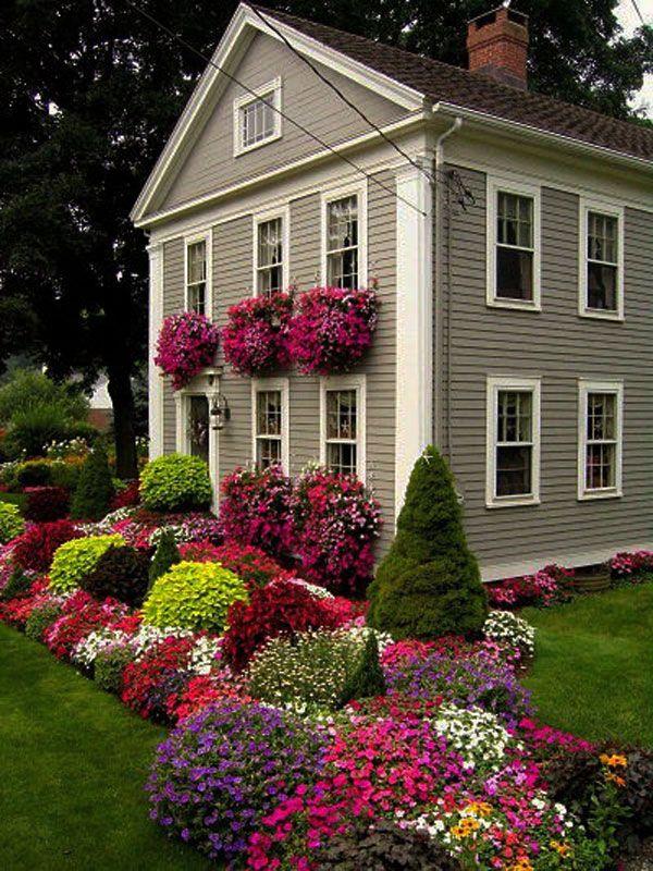 30 Beautiful Landscape Design Ideas !
