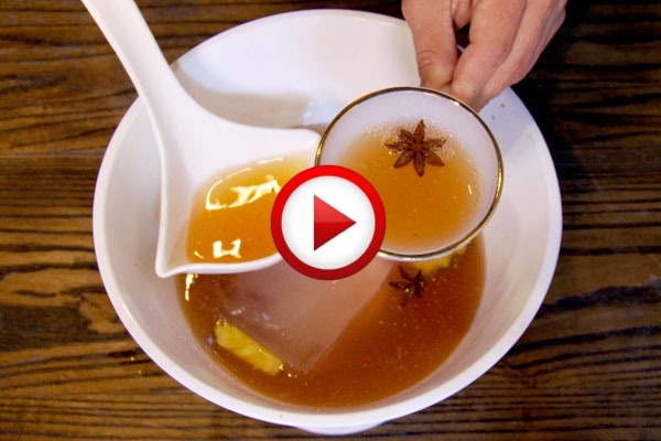 How To Make Holiday Punch Video #cooking, #kitchen, #food, #pinsland, #howto, https://apps.facebook.com/yangutu