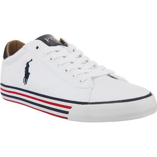 Trampki Meskie Poloralphlauren Biale Harvey Ne White 296 816190758ead Polo Ralph Lauren Polo Ralph Lauren Vans Old Skool Sneaker Sneakers