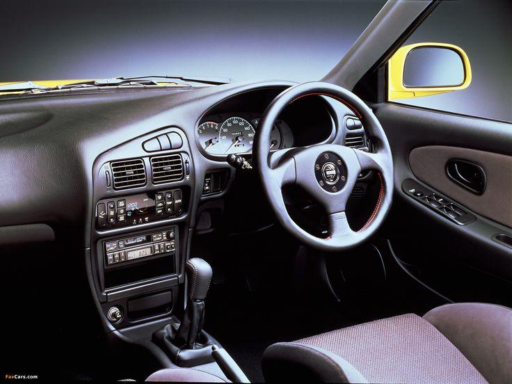 Mitsubishi Lancer GSR Evolution III (CE9A) 1995