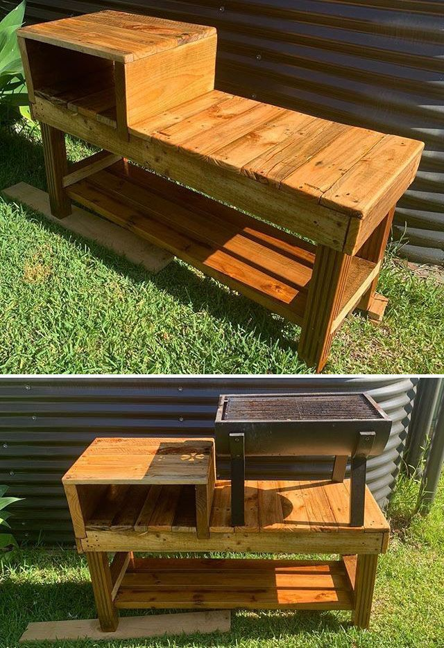 31 Awesome Diy Wooden Pallet Ideas For Home Diy Outdoor