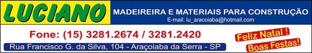 JORNAL AÇÃO POLICIAL SOROCABA E REGIÃO ONLINE: LUCIANO MADEIREIRA  E MATERIAIS PARA CONSTRUÇÃO Ru...