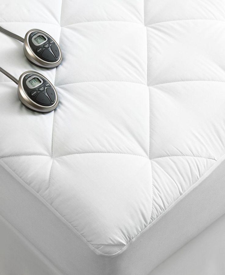 Slumber Rest Premium Heated California King Mattress Pad