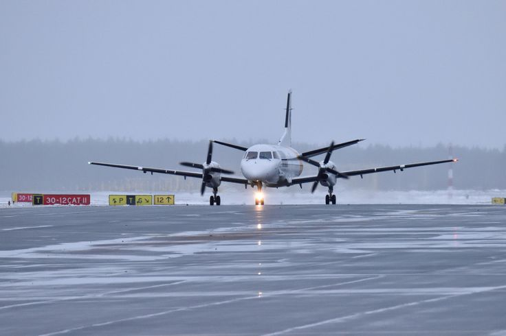 Oulu airport - null