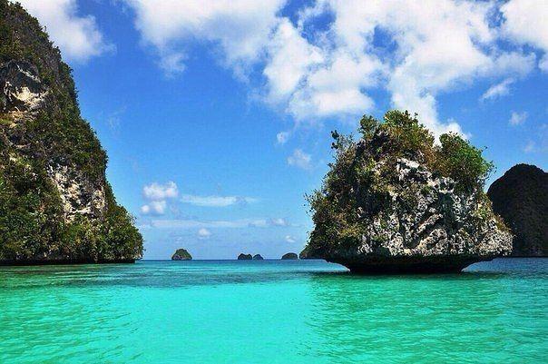 Острова Раджа Ампат, Индонезия / Speleologov.Net - мир кейвинга