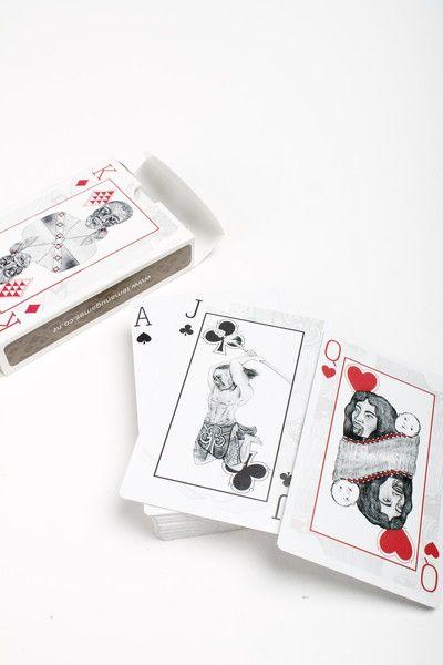 Maori Design Playing Cards $26