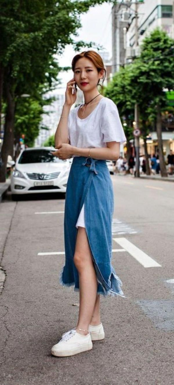 100 Korean Street Style Summer Outfits To Copy Right Now