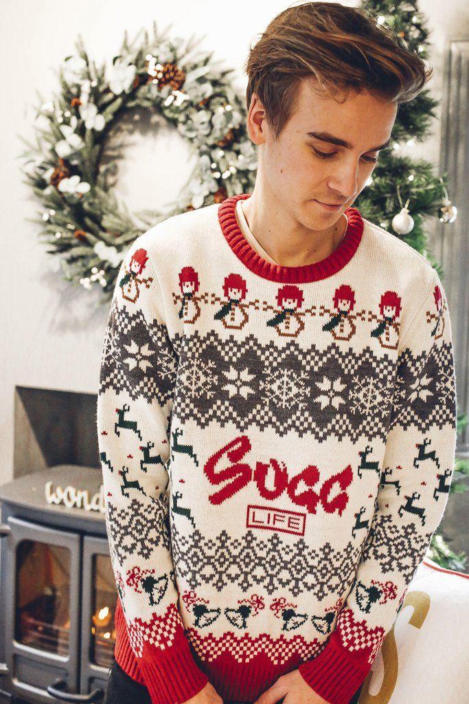 Christmas Jumper | TOPS | Pinterest | Joe sugg, Youtubers and Joe ...