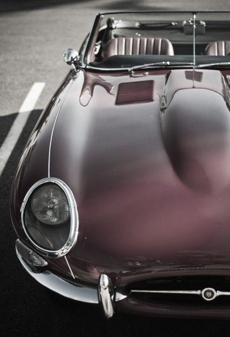 ♥ Jaguar E-Type