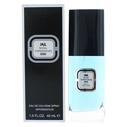 Royal Copenhagen Cologne Spray for Men, 1.5 Ounce - http://www.theperfume.org/royal-copenhagen-cologne-spray-for-men-1-5-ounce/