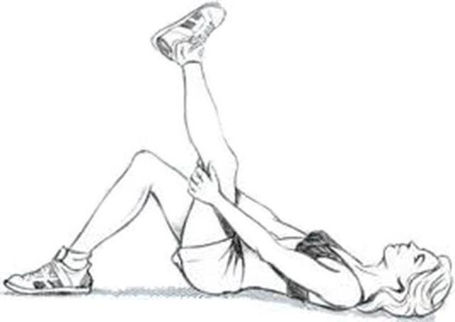 Kipróbáltuk, működik! 7 nyújtó gyakorlat 7 perc alatt az alsó hátfájásod enyhítésére - Megelőzés - Test és Lélek - www.kiskegyed.hu