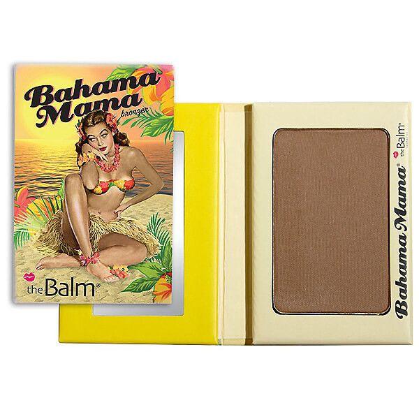 The Balm Cosmetics - Bahama Mama Bronzer, Shadow & Contour Powder