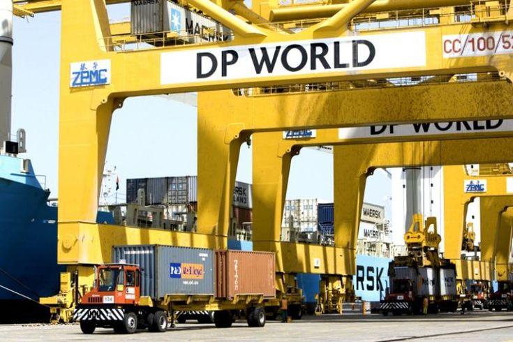 DP World buys giant Mumbai warehousing company