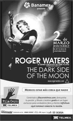 Roger Waters en concierto Monterrey México