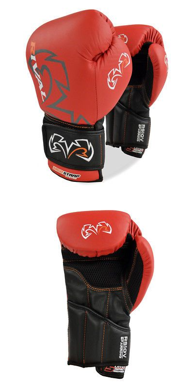 Gloves - Martial Arts 97042: Rival Boxing Optima Sparring Gloves - Red -> BUY IT NOW ONLY: $114.99 on eBay!