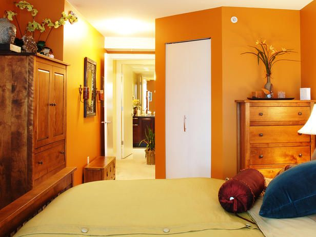 1000+ ideas about Orange Bedroom Walls on Pinterest ...