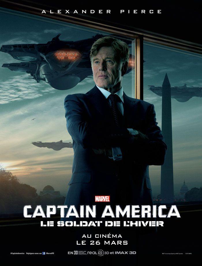 CAPTAIN AMERICA, LE SOLDAT DE L'HIVER. Un nouvel opus surprenant et lourd de conséquences pour les Avengers. #CaptainAmerica #CaptainAmericaTheWinterSoldier #Marvel #Cinema @Disney FR