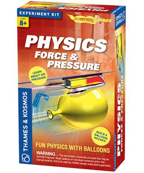 Physics Force & Pressure #museumofflight