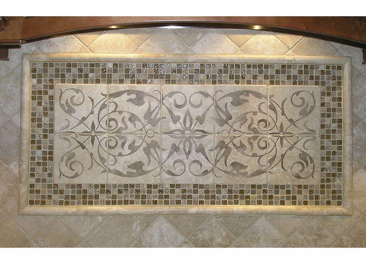 Elegante Mural Tile Collection