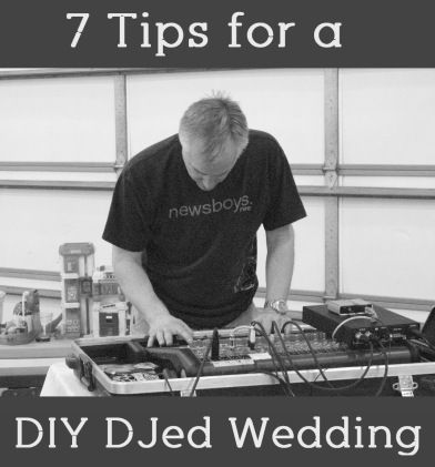 How to DIY your wedding music  |  Mrs. Fancee