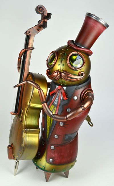 Musicians by Doktor A