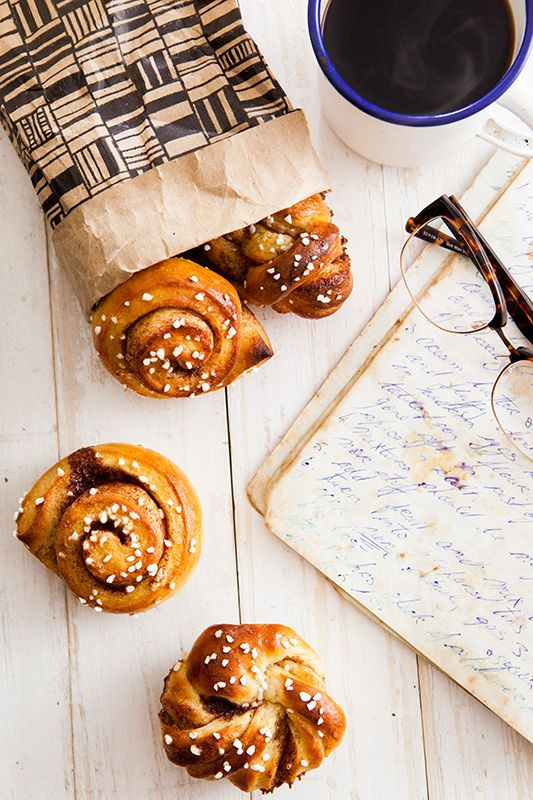 Kanelbullar/Cinnamon Buns - easy to follow recipe