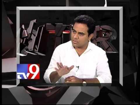 Murali Krishna's encounter with KT Rama Rao - Promo