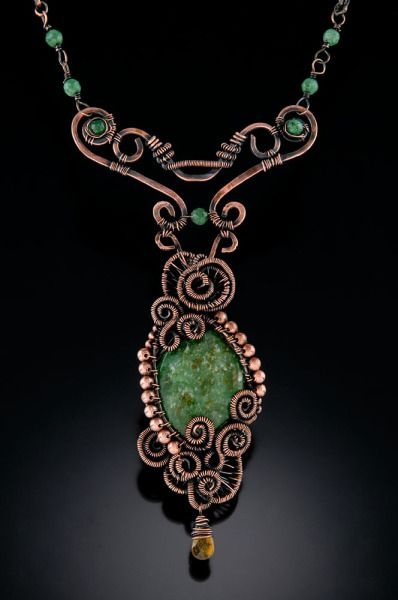 110 Best Wire Work Images On Pinterest Jewelry Ideas