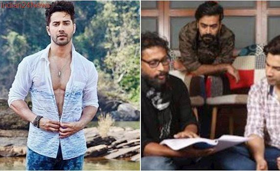 Varun Dhawan and Shoojit Sircar join hands for an unconventional story titled October. See photo