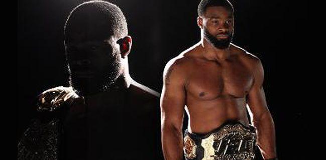 Georges St-Pierre, Nick Diaz i Demian Maia na celowniku Tyrona Woodley'a     FIGHT24.PL - MMA i K-1, UFC