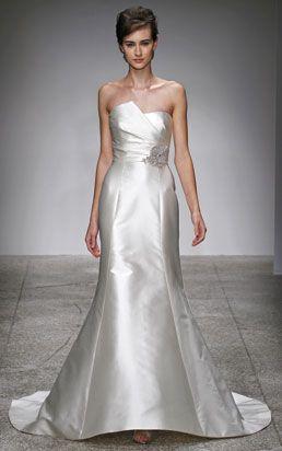 Naya, Amsale Bridal, Wedding Dress