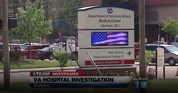 Couple Deplores Heartbreaking Scene At Durham VA Hospital