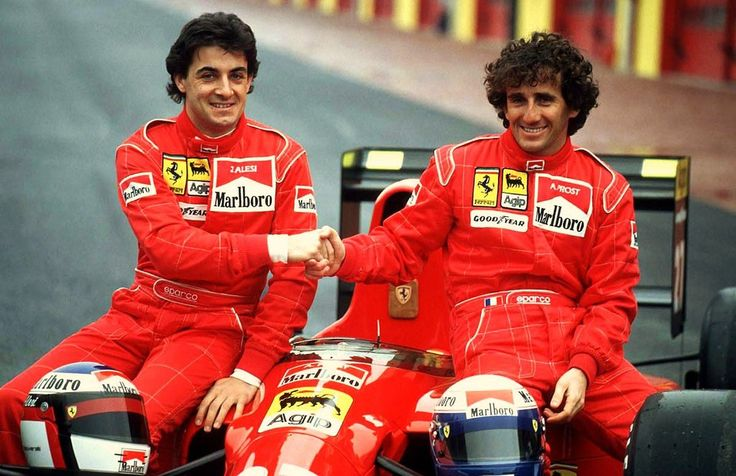 Jean Alesi joins Alain Prost for 1991