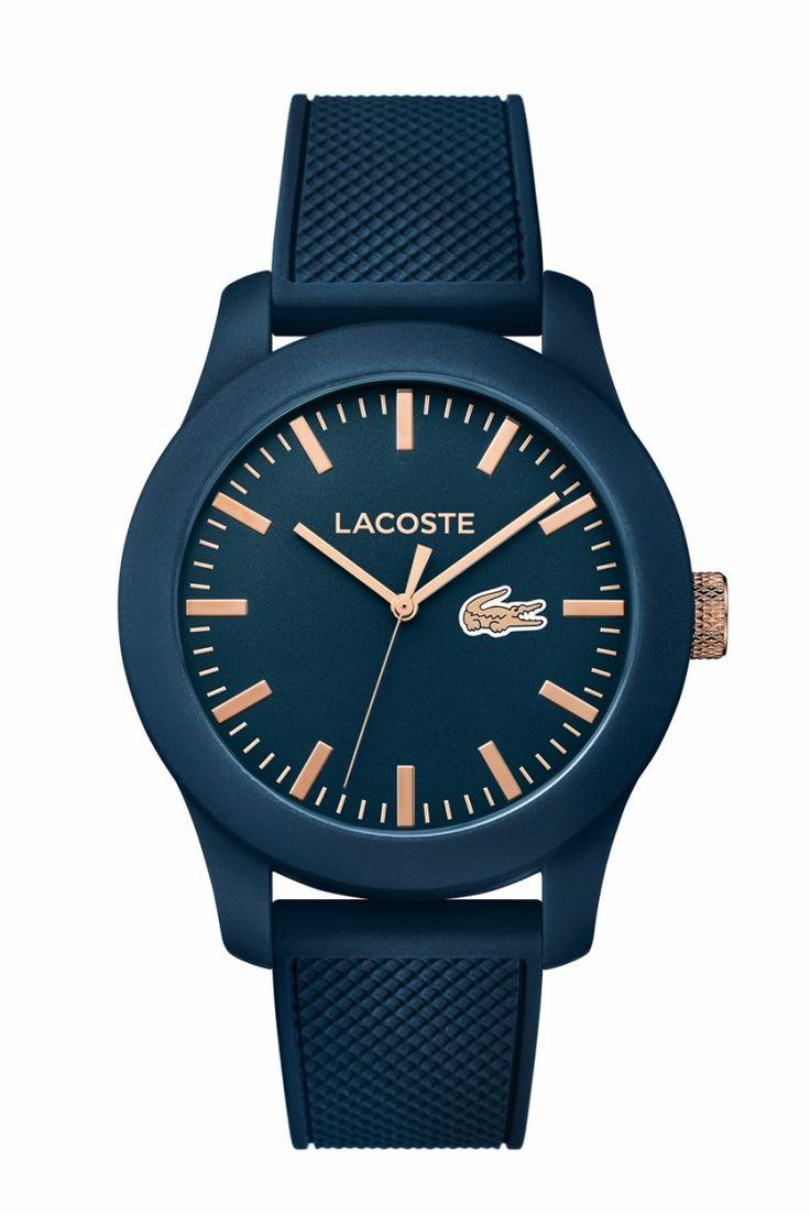 Lacoste Watches Updates 12.12 Timepiece