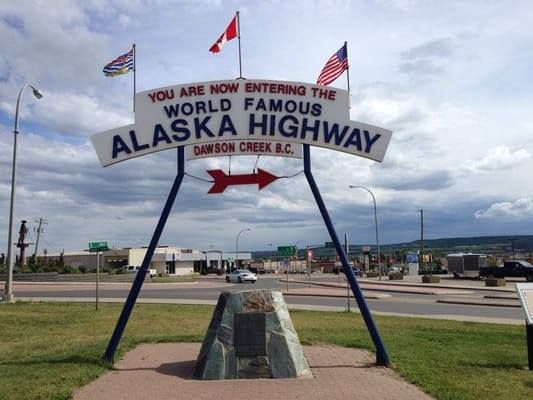 Dawson Creek is a must-see, mainly because of the history of the Alaska Highway to see at the Alaska Highway House. And who doesn't want to get that primo photo souvenir of a picture at the Alaska Highway's Mile Zero? Here's more information: http://bit.ly/2dPXSvD