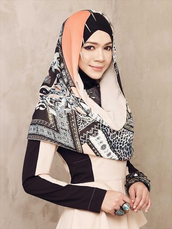 Hijab Fashion for girls 2014