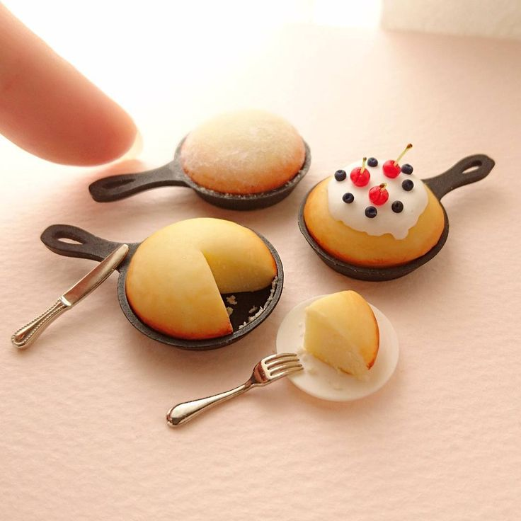 Miniature food♡ ♡ By Ayako Takeda