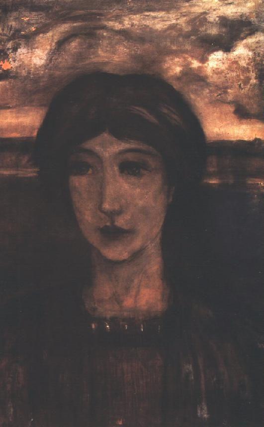Emily - Gulacsy Lajos